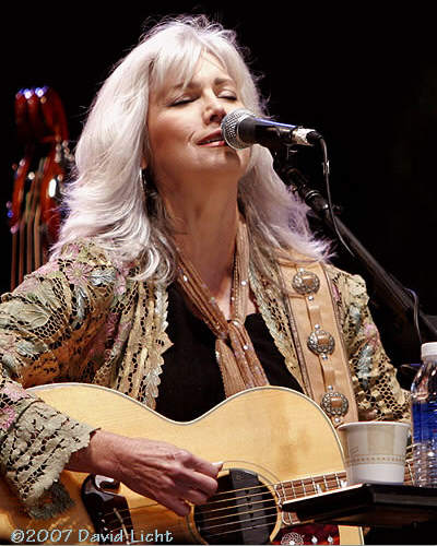 Emmylou Harris Lyrics And Chords